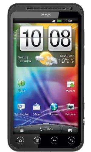 HTC Evo 3D Smartphone (10,9 cm (4,3 Zoll) Display, Touchscreen,