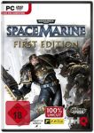 Warhammer 40.000: Space Marine – First Edition (uncut)