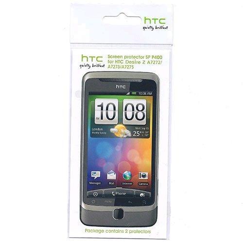 HTC SP P400 Displayschutzfolie for HTC Desire Z (2 Stück)