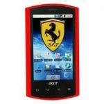 ACER Liquid Ferrari red