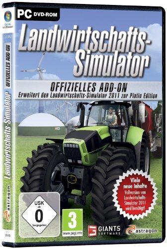 Landwirtschafts-Simulator Offizielles Addon