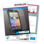 atFoliX FX-Clear Displayschutzfolie für HTC Desire S / DesireS