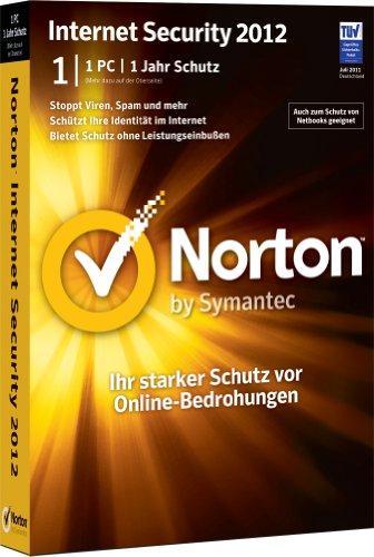 Norton Internet Security 2012 - 1 PC - deutsch