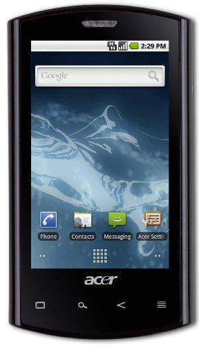 Acer Liquid E Handy (8,9 cm (3,5 Zoll) Display, Touchscreen,