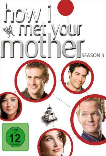 How I Met Your Mother - Season 3 [3 DVDs]