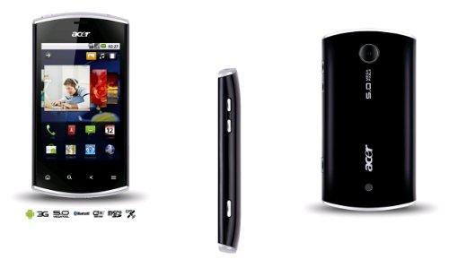 Liquid Mini Android Smartphone (Schwarz)