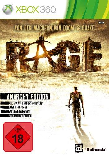Rage - Anarchy Edition (limited edition)
