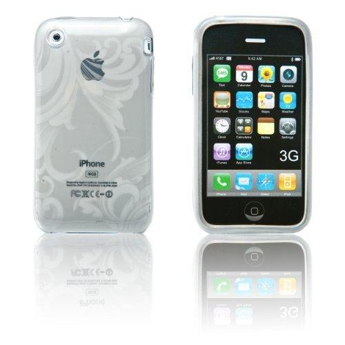 Für Iphone 3G & S: Transparente Silikonhülle/Tasche
