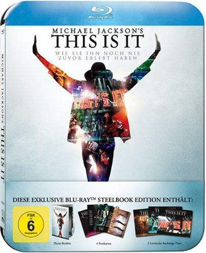 Michael Jackson's This Is It (Ultimate Fan Collector`s Edition