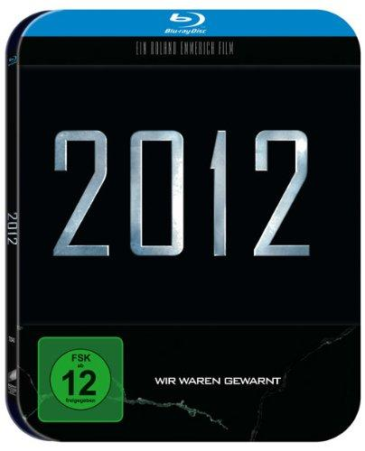 2012 (Limited Steelbook Edition exklusiv bei Amazon.de)