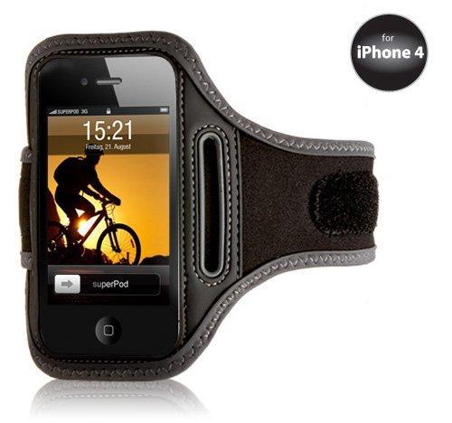 ActionWrap - Sport-Armband / Tasche für Apple iPhone 4, iPhone