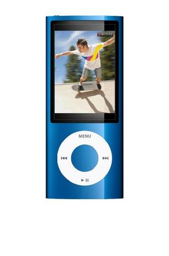 Apple iPod Nano Tragbarer MP3-Player mit Kamera blau 16 GB (NEU)