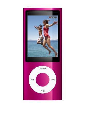 Apple iPod Nano Tragbarer MP3-Player mit Kamera pink 8 GB (NEU)