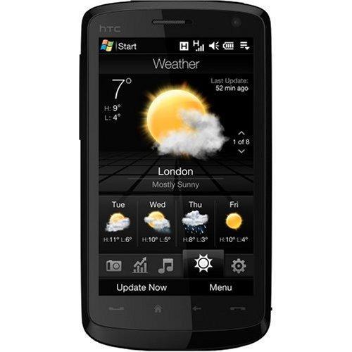 HTC Touch HD (Blackstone) (UMTS, HSDPA, 5MP, Touch Screen, 9,7