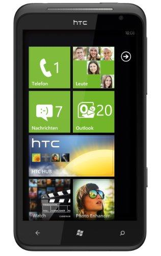 HTC Titan Smartphone (11,9 cm (4,7 Zoll) Touchscreen Display, 8