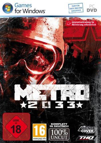 Metro 2033 (uncut) inkl. Wendecover