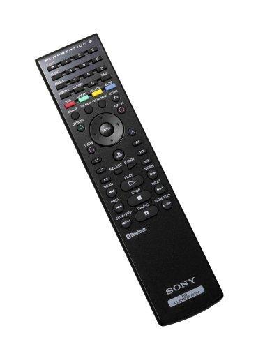 PlayStation 3 PS3 Remote Control Black