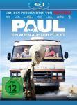 Paul – Ein Alien auf der Flucht [Blu-ray]