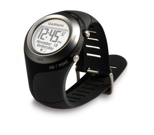 Garmin GPS Forerunner 405 ohne Herzfrequenzsensor, schwarz