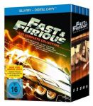 Fast & Furious 1-5 – The Collection [Blu-ray]
