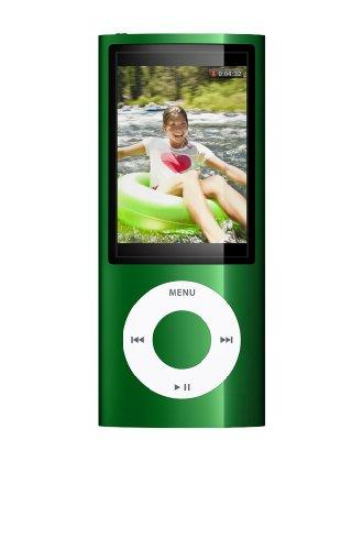 Apple iPod Nano Tragbarer MP3-Player mit Kamera grün 8 GB (NEU)