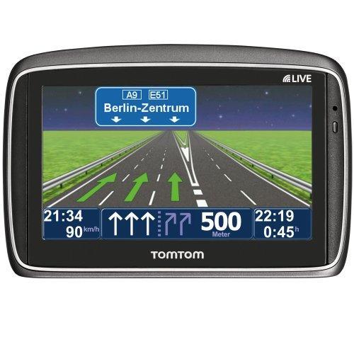 TomTom Go 950 Live 3m Navigationsgerät (10,9 cm (4,3 Zoll)