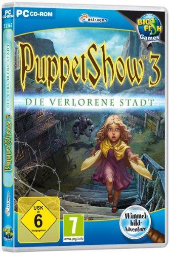 Puppet Show 3: Die verlorene Stadt