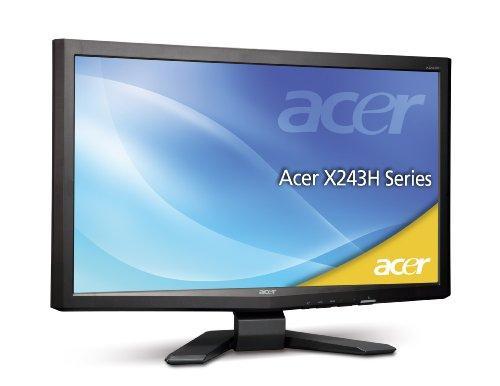 Acer X243Hbd 24 TFT Monitor VGA, DVI (Kontrastverhältnis dyn.