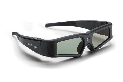 Acer E2B 3D-Shutterbrille für DLP 3D-Beamer schwarz