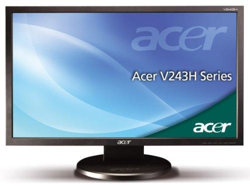 Acer V243HAObd 61 cm (24 Zoll) widescreen TFT Monitor (VGA,