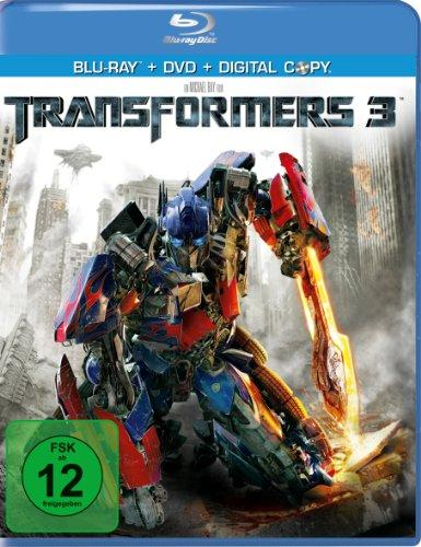 Transformers 3 - Dark of the moon (inkl. DVD & Digital Copy)