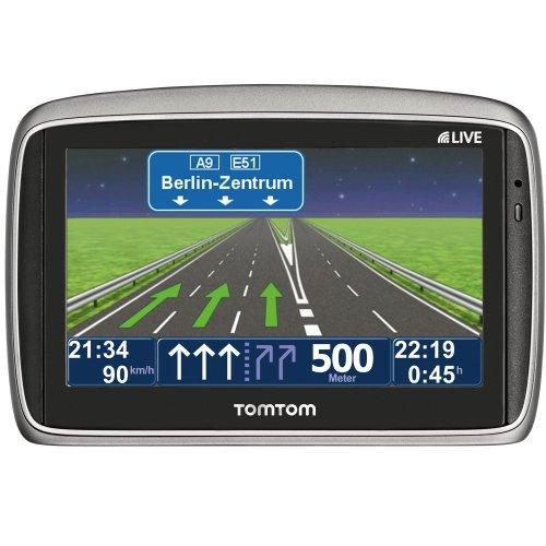 TomTom Go 750 Live 3m Navigationsgerät (10,9 cm (4,3 Zoll)