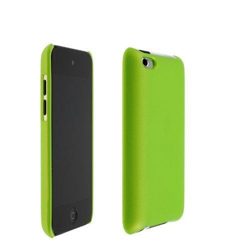 iPod touch 4G Schutzhülle Hardcover ...::: GRÜN :::... mit