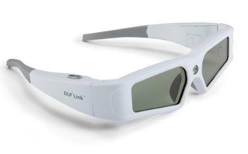 Acer E2W 3D-Shutterbrille für DLP 3D-Beamer weiß