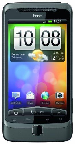HTC Desire Z Smartphone (9.4 cm (3.7 Zoll) Touchscreen, 5MP