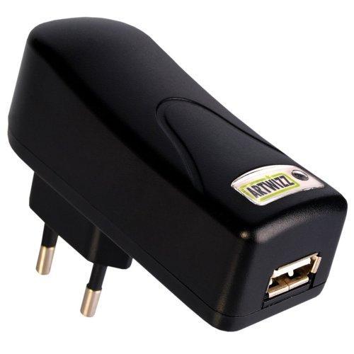 Artwizz PowerPlug Steckdose auf USB-Ladegerät für iPods und