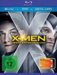 X-Men – Erste Entscheidung  (+ DVD)  (inkl. Wendecover,