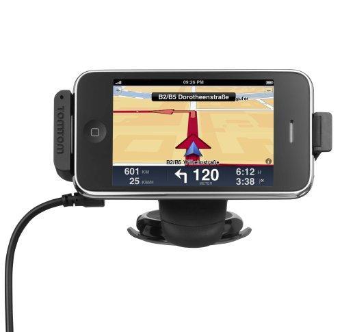 TomTom Car Kit Kfz-Halterung (GPS, Lautsprecher, Mikrofon) für