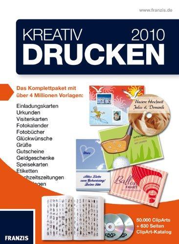 Kreativ Drucken 2010
