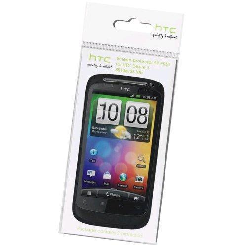HTC SP P530 Displayschutzfolie für HTC Desire S (2 Stück)