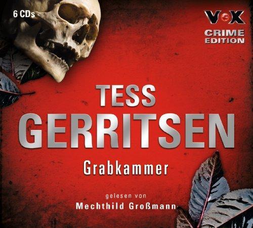 Grabkammer, 6 CDs (VOX Crime Edition)