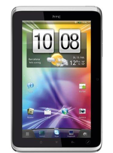 HTC Flyer Tablet (17.8cm (7 Zoll)) Touchcreen, 5 MP Kamera,