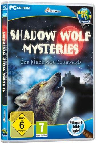 Shadow Wolf Mysteries: Der Fluch des Vollmondes