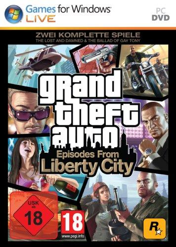 Grand Theft Auto: Episodes from Liberty City - Zwei komplette