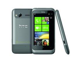 HTC Radar Smartphone (9,6 cm (3,8 Zoll) Touchscreen Display, 5