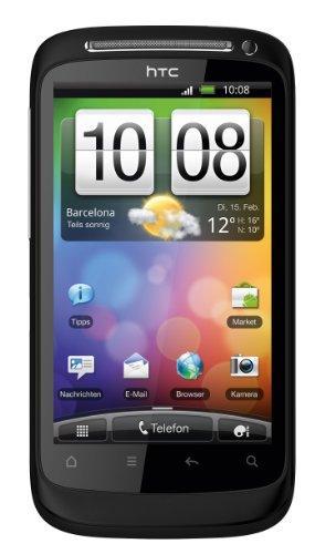HTC Desire S Smartphone (9,4 cm (3,7 Zoll) Display,