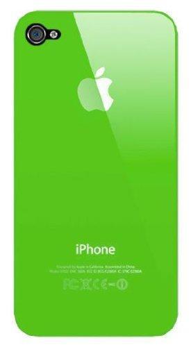 iprotect ORIGINAL Premium Hardcase für Apple Iphone 4 grün /