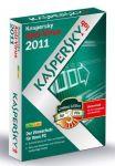 Kaspersky Anti-Virus 2011 – Lizenz für 3 PCs