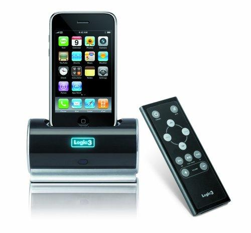 Logic3 Universal Dock Pro für iPhone 3G, iPhone 3GS, iPod