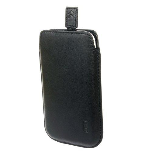 Artwizz Leather Pouch für iPhone 3G, iPhone 3GS schwarz